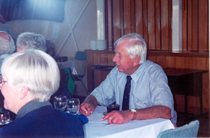Tim Russell, member of the Central Districts Retirees Club 2002